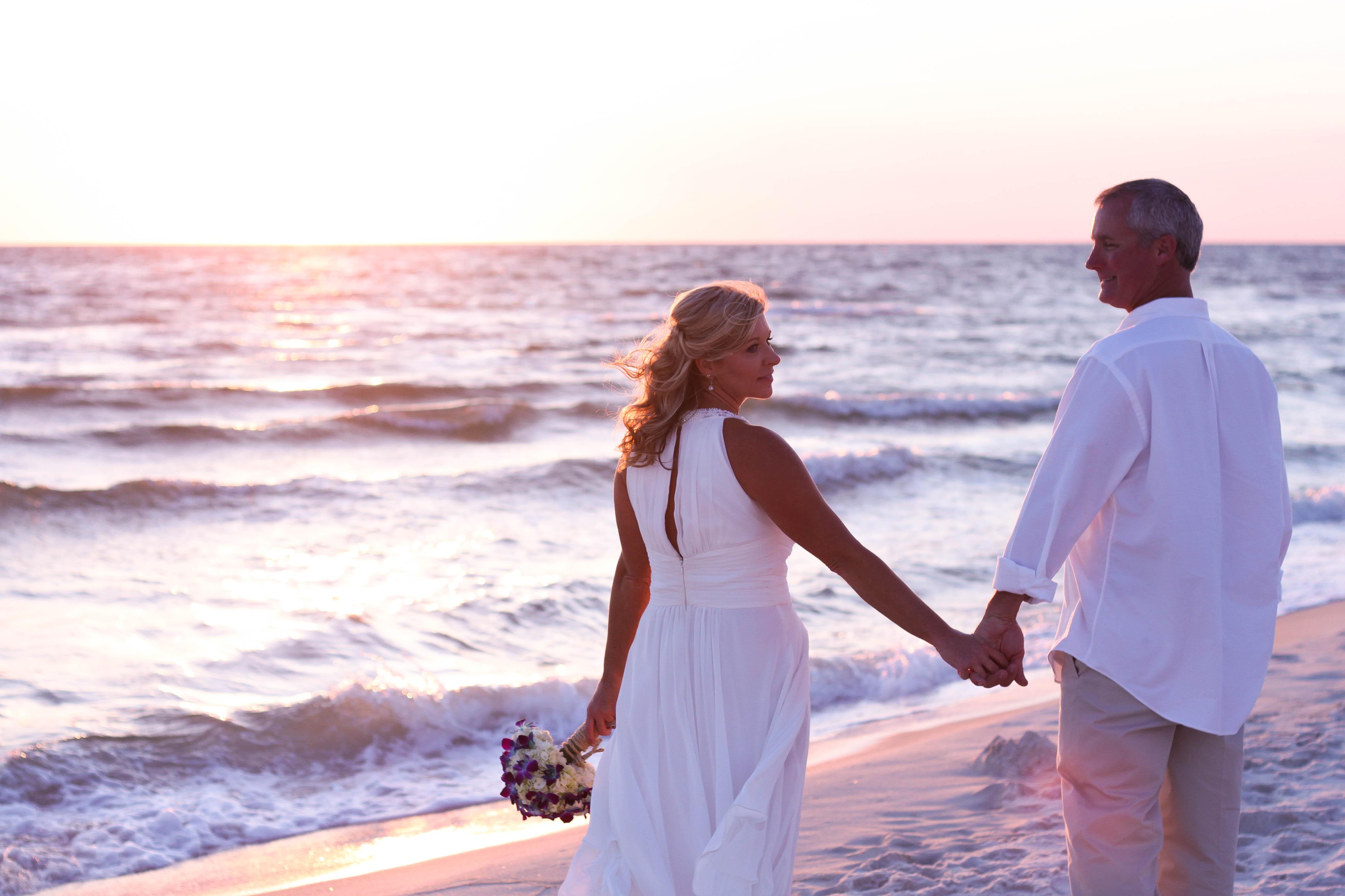 Beach Weddings and Events in Panama City Beach at Runaway Island